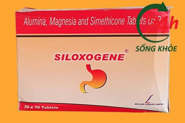 Thuốc Siloxogene