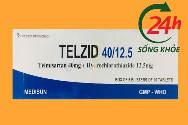 Telzid 40/12.5
