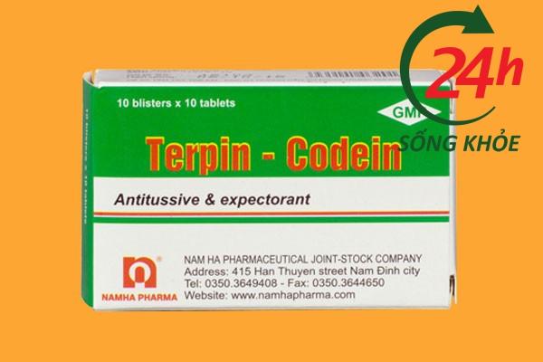 Terpin Codein