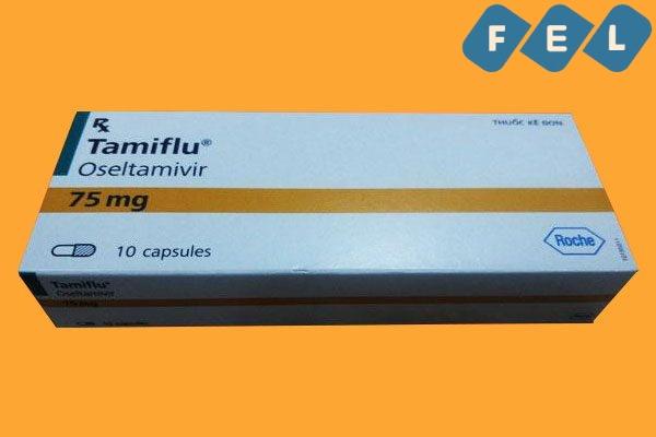 Tác dụng phụ của Tamiflu 75mg