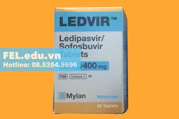 Chống chỉ định khi dùng Ledvir 90mg/400mg
