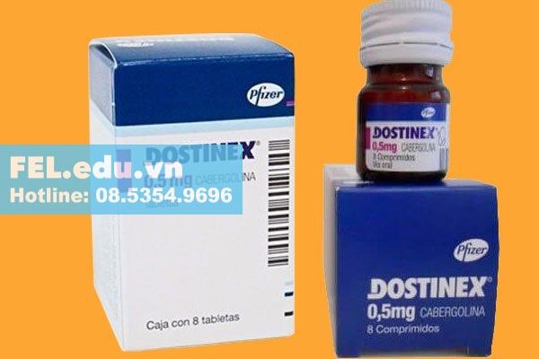 Thuốc Dostinex