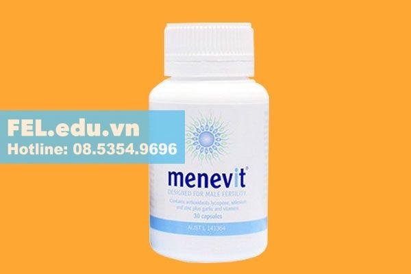 Chống chỉ định khi sử dụng Menevit