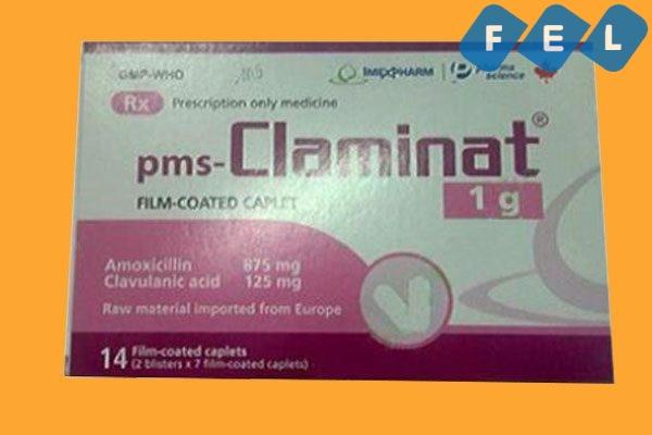 Claminat 1g