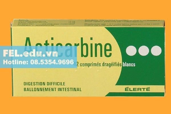 Acticarbine 70mg