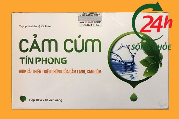 Cảm cúm Tín Phong