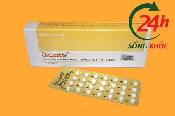 Thuốc Cerazette