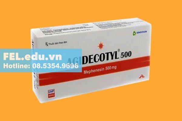 Agidecotyl 500