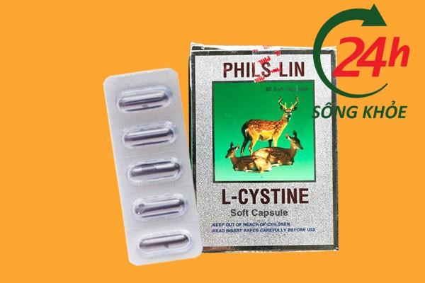 L Cystine 500mg