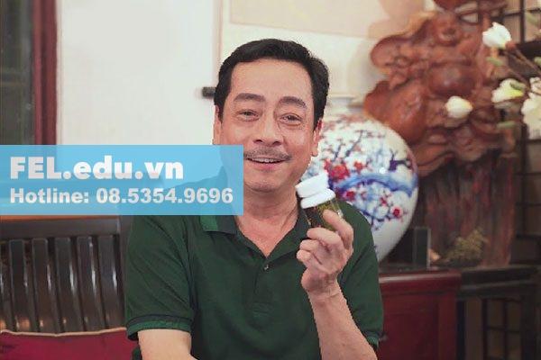 NSND Hoàng Dũng chia sẻ về An Phế Khang
