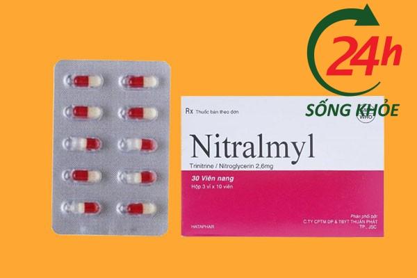 Nitralmyl 2.6mg