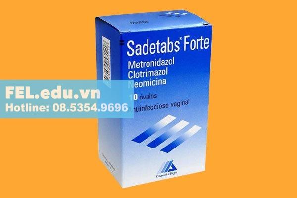 Thuốc Sadetab