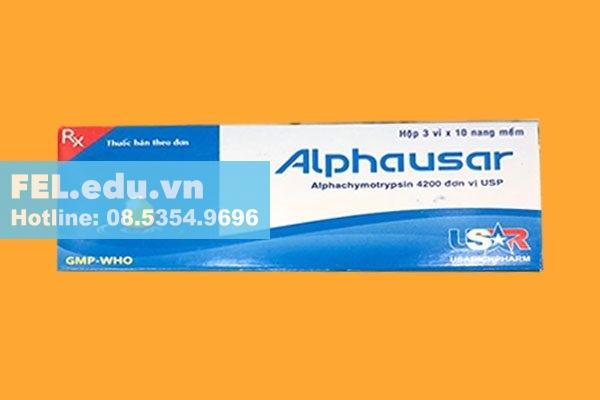 Alphausar