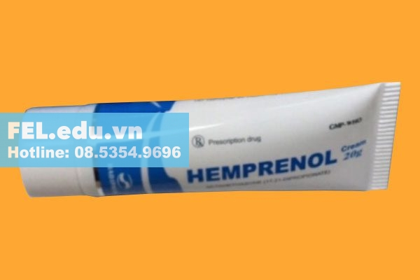 Hemprenol Cream 20g