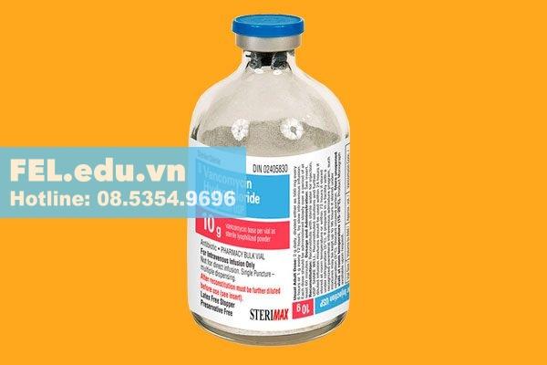 Vancomycin Lọ 10 g