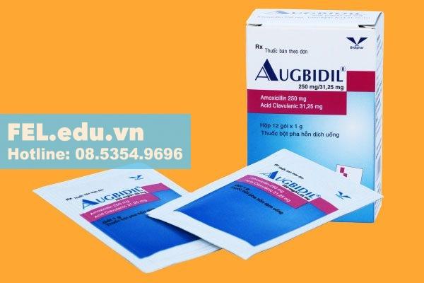 Augbidil có tác dụng gì?