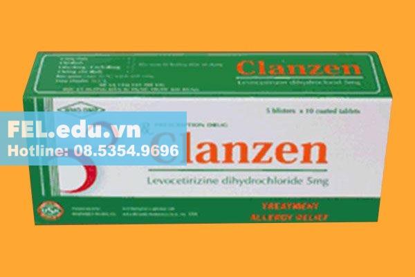 Clanzen 5 mg có tác dụng gì?