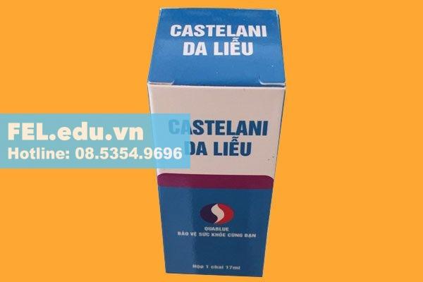 Hiệu quả của thuốc Castellani