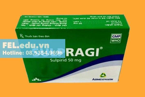 Thuốc Sulpragi 50mg là thuốc gì?