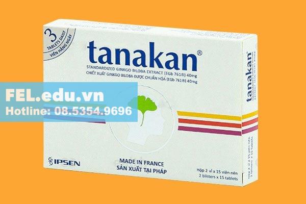 Cách sử dụng, liều dùng của thuốc Tanakan 40mg