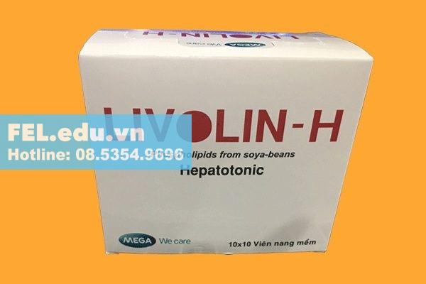 Thuốc Livolin-H