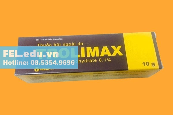 Thuốc Trolimax