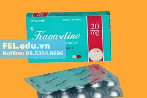 Thuốc Kagasdine 20mg