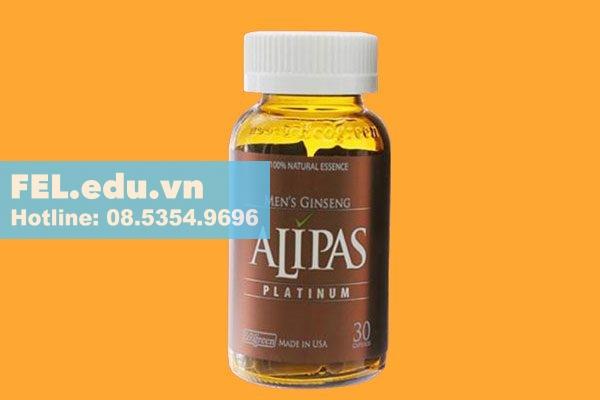 Sâm Alipas Platinum có tốt không?