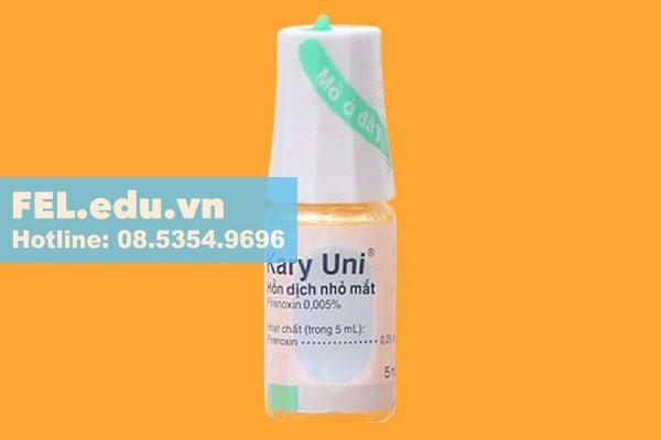 Liều dùng và Cách dùng thuốc Kary uni như thế nào?