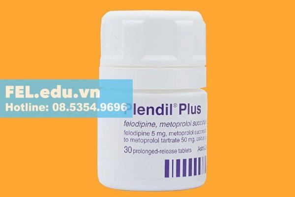 Thuốc Plendil Plus 5/50mg là thuốc gì?