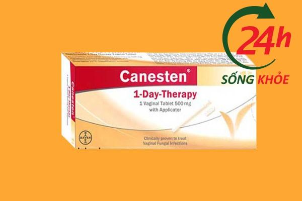 Thuốc đặt Canesten 500mg