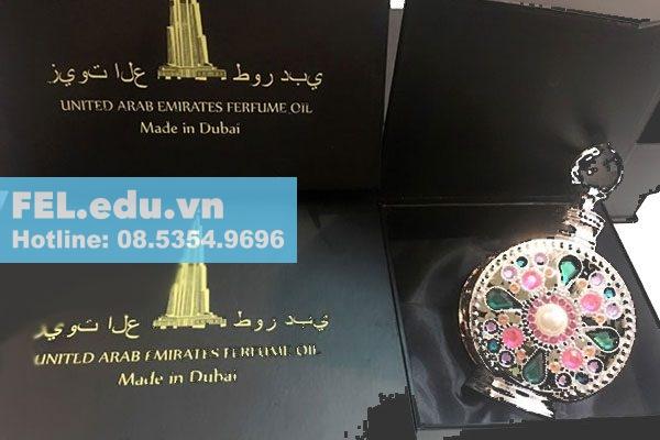 Tại sao bạn nên lưạ chọn tinh dầu nước hoa Dubai?