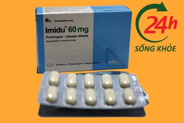 Thuốc Imidu 60mg