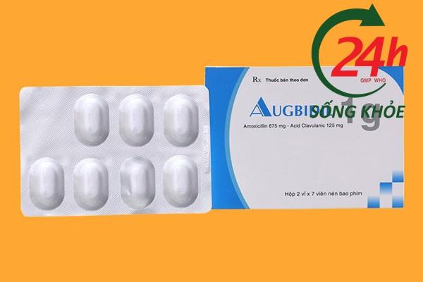 Thuốc Augbidil 1g