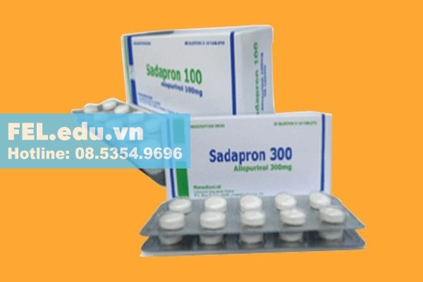 Thuốc Sadapron 300
