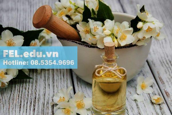 Cách làm tinh dầu hoa nhài