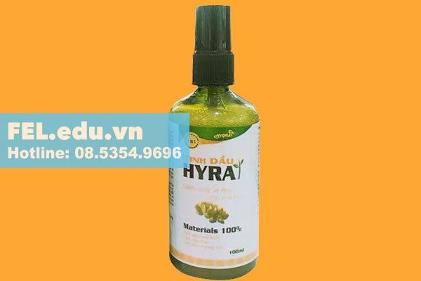 Tinh dầu Hyra có tốt không?