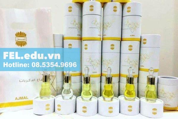 Tinh dầu nước hoa Dubai Lucky