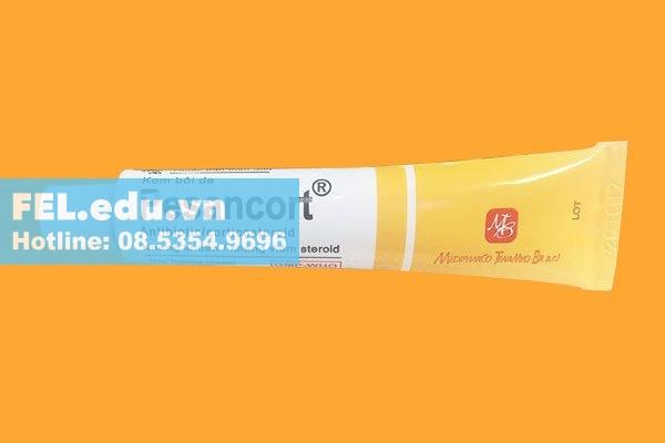 Thuốc Pesancort Cream là thuốc gì?