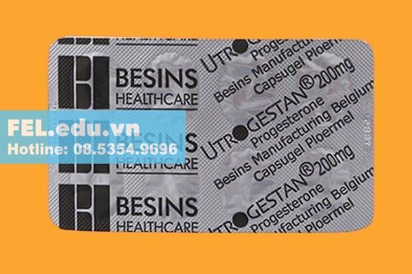 Đặt thuốc Utrogestan bao lâu thì tan?