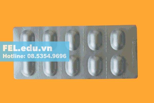 Tác dụng phụ khi sử dụng thuốc Clanzen 5 mg