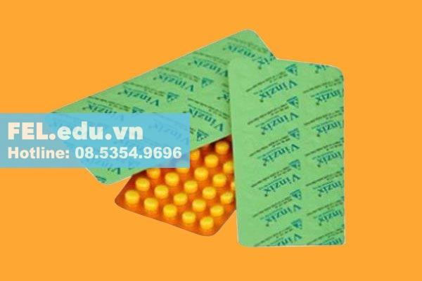 Thuốc Vinzix 40mg