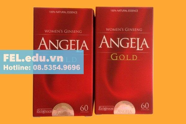 Angela Gold