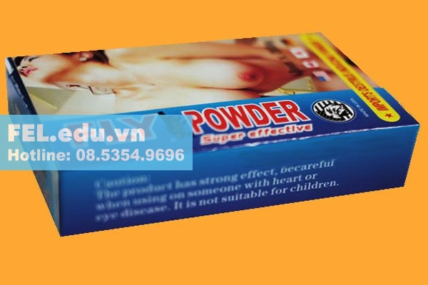 Thuốc kích dục Fly Powder