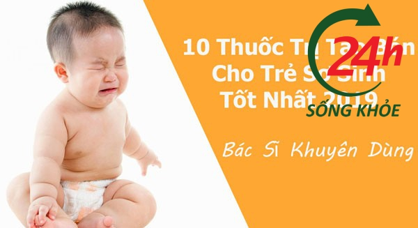 10 Thuốc Trị Táo Bón Cho Trẻ Sơ Sinh Tốt Nhất 2019 Bác Sĩ Khuyên Dùng