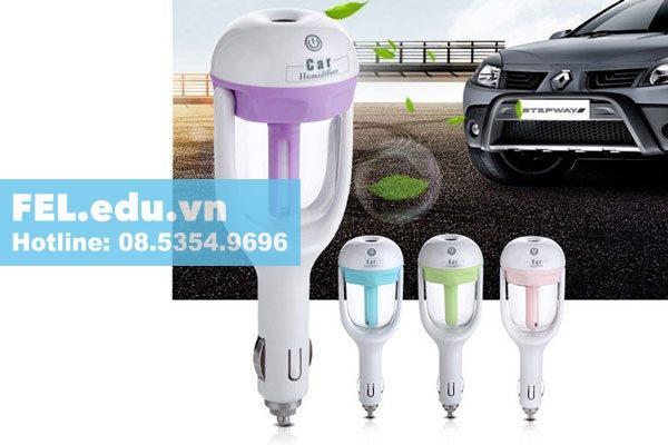 Máy khuếch tán tinh dầu Car Humidifier