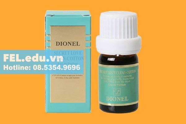 Dionel Secret Love Clean Cotton