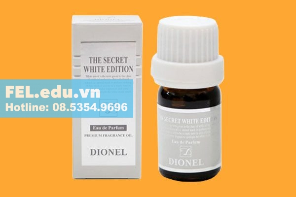 Dionel Secret Love White Edition