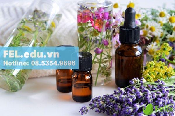 tinh dầu massage body