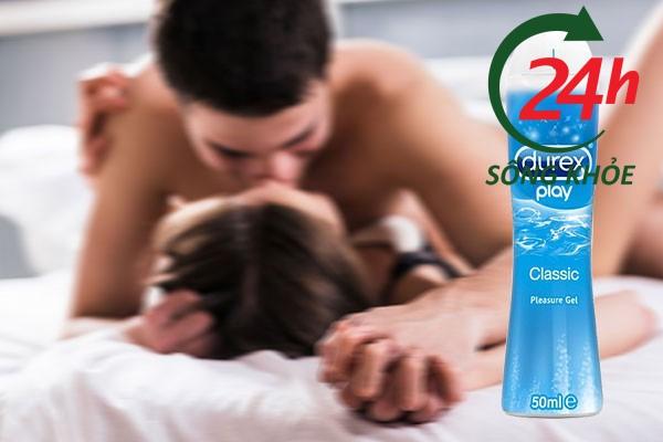 Top 10 gel bôi trơn hậu môn, âm đạo cho nam và nữ